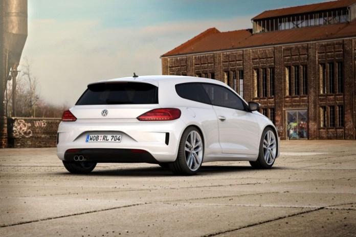 Volkswagen Scirocco R-Line 2
