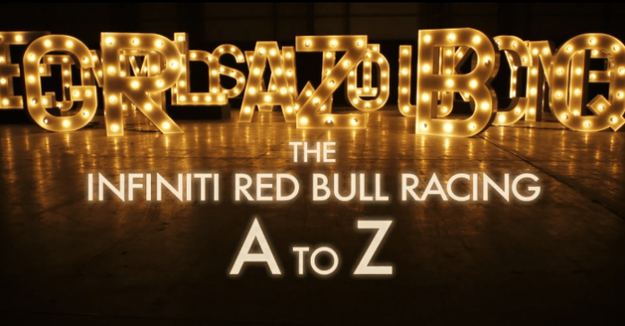 the infinity red bull A to Z