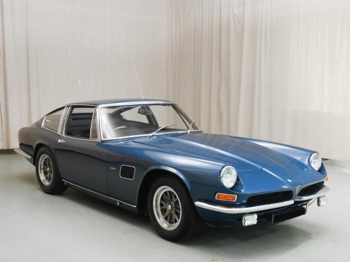 1968 AC Frua Coupe for sale 1