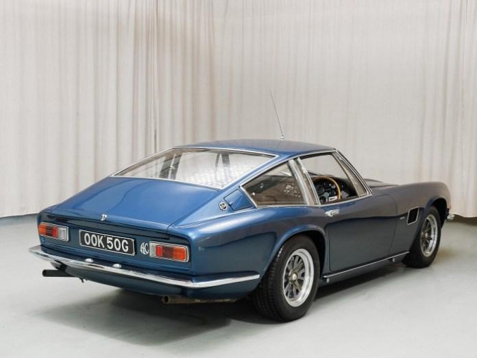 1968 AC Frua Coupe for sale 2