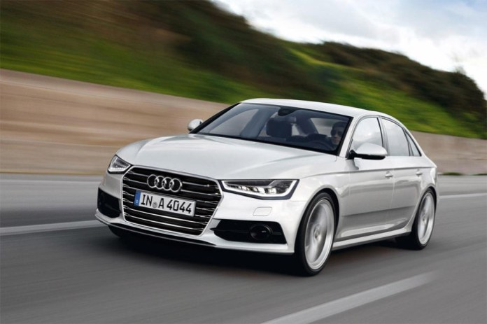 2015 Audi A4 render