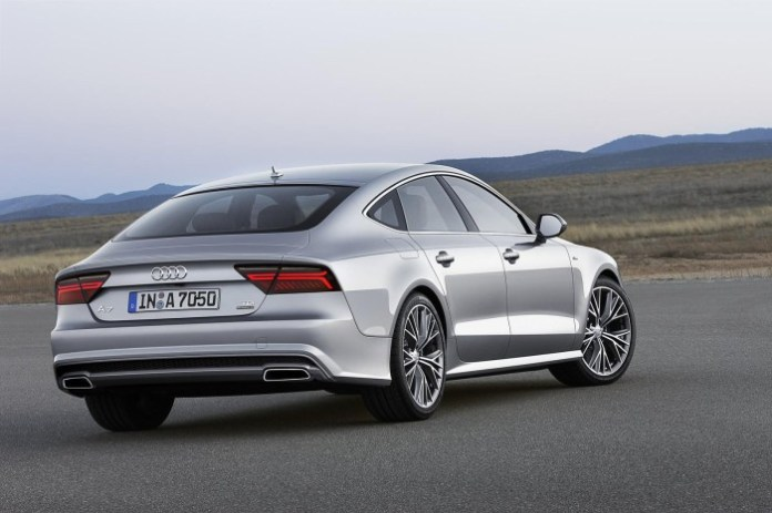 2015 Audi A7 Sportback facelift 6