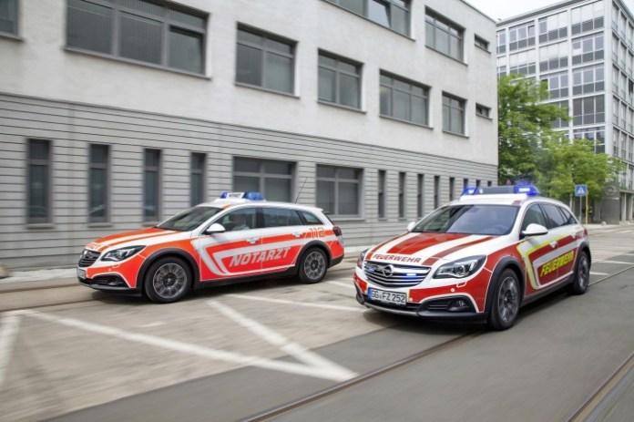 Opel for RETTmobil 2014