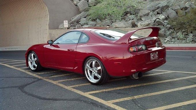 993 Toyota Supra for sale