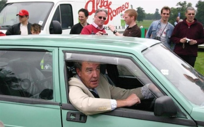 Alfa Romeo 75 Jeremy Clarkson for sale
