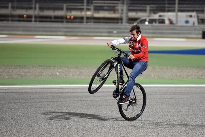 Alonso Bike