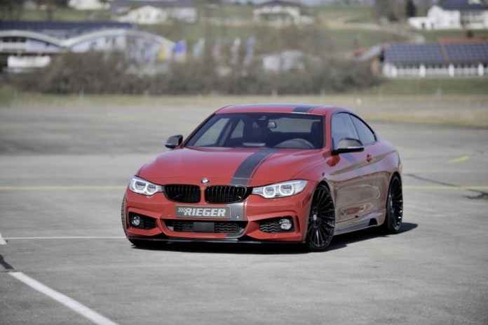 BMW 4-Series Coupe by Rieger