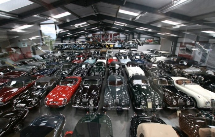 James Hull car collection for sale (3)