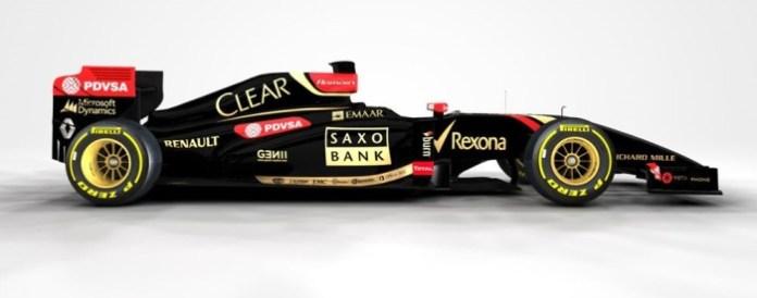 Lotus F1 Monaco