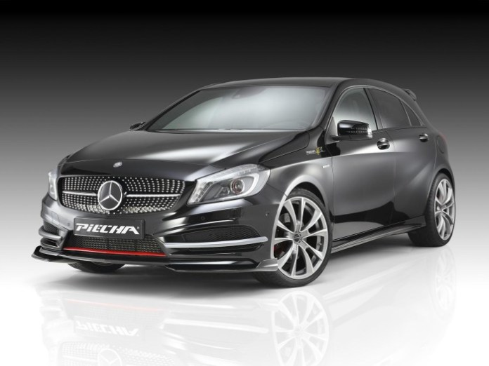 Mercedes-Benz A-Class AMG Line by Piecha Design (1)