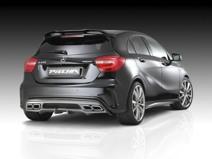 Mercedes-Benz A-Class AMG Line by Piecha Design (3)