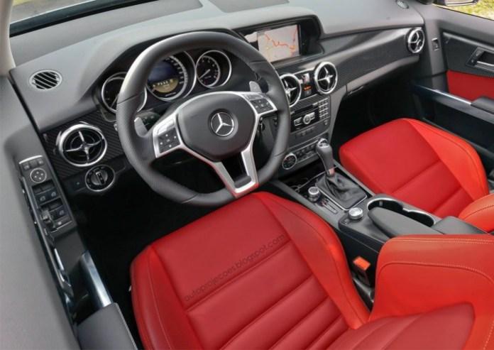 Mercedes-Benz GLK 63 AMG rendering (2)