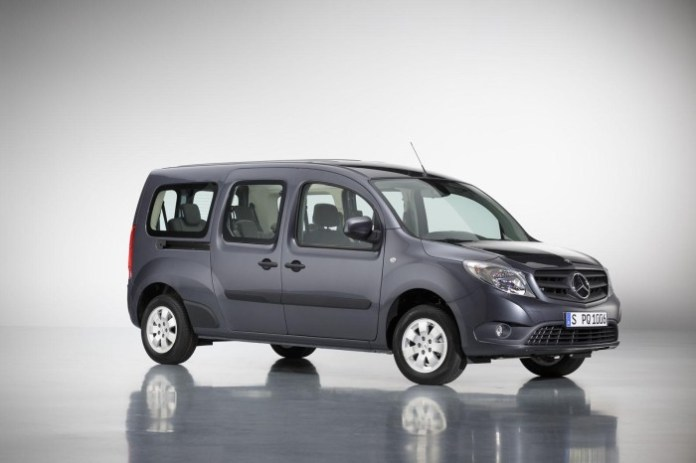 Mercedes Citan Extra-Long Wheelbase (1)
