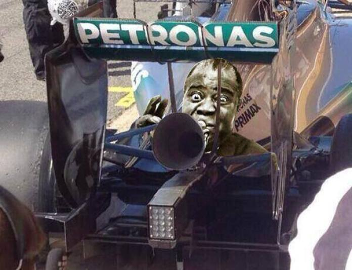 Mercedes Exhaust 2