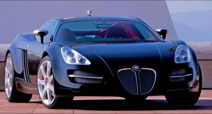 One-off Jaguar Blackjag Concept 2004 (1)