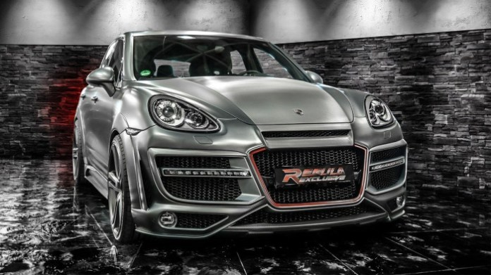 Porsche Cayenne by Regula Exclusive 1