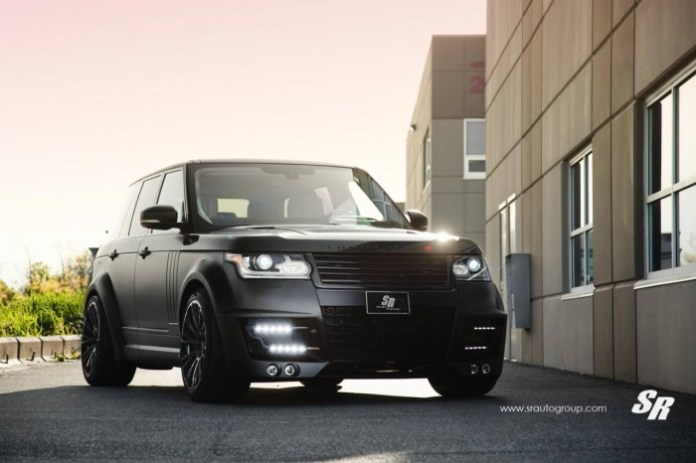 Range Rover by Lumma Design & SR Auto Group 1