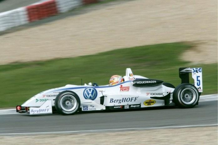VW-Formula-3-racer
