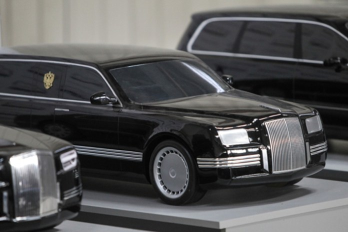Vladimir Putin new limo 05