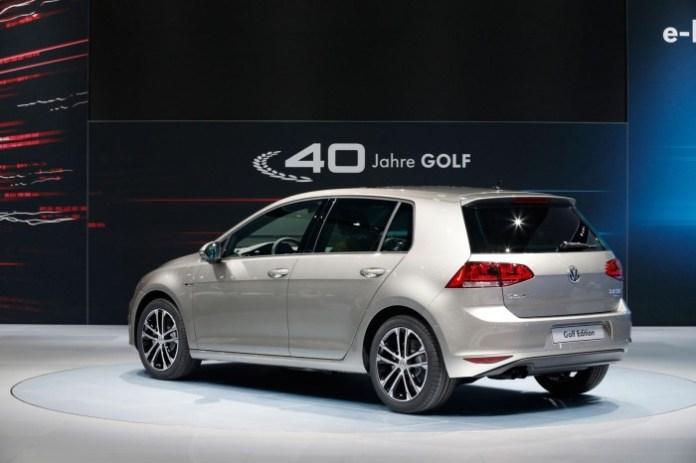 Volkswagen Golf Edition (3)