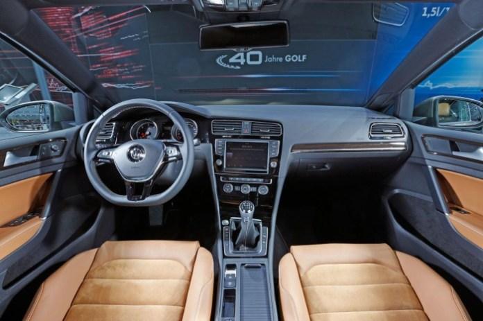 Volkswagen Golf Edition (6)