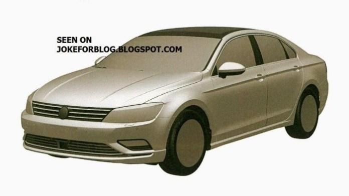 Volkswagen NMC patent photos