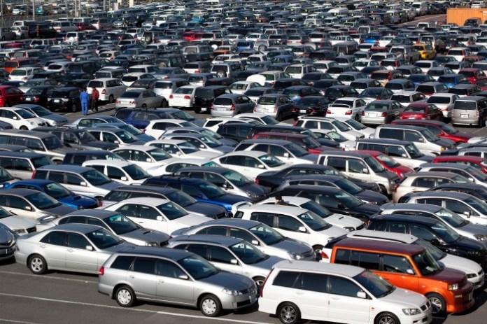 japanese car market