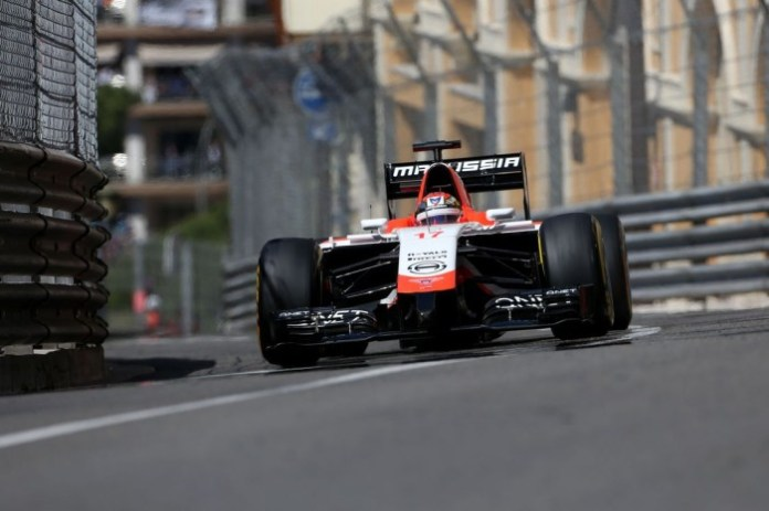 Motor Racing - Formula One World Championship - Monaco Grand Prix - Saturday - Monte Carlo, Monaco