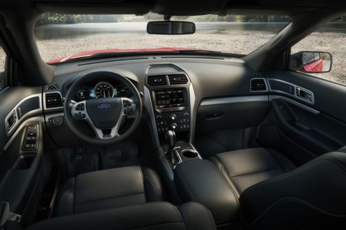2015 Ford Explorer 3