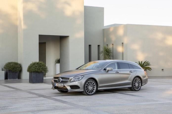 2015 Mercedes-Benz CLS facelift 11