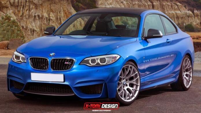 2016 BMW M2 rendering (1)