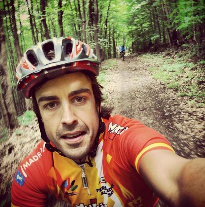 Alonso - Cycling