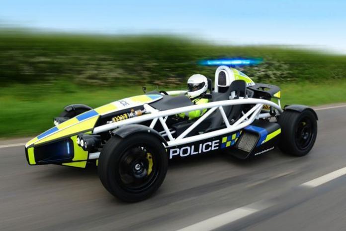 Ariel Atom Police car (1)
