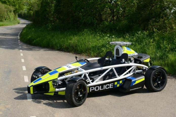 Ariel Atom Police car (3)