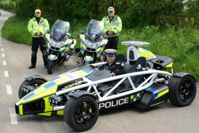 Ariel Atom Police car (5)