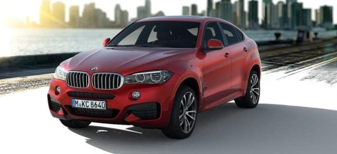 BMW X6 2015 with M Sport Package