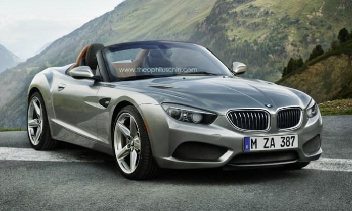 BMW Z2 Rendering (2)
