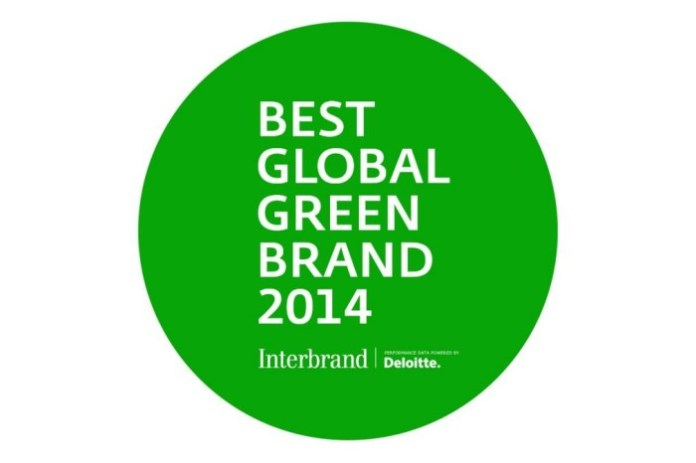 Best Global Green Brands 2014
