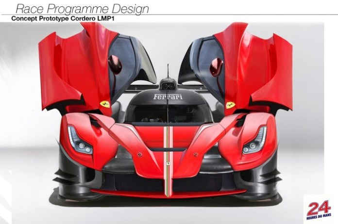 LaFerrari LMP1 Concept (3)