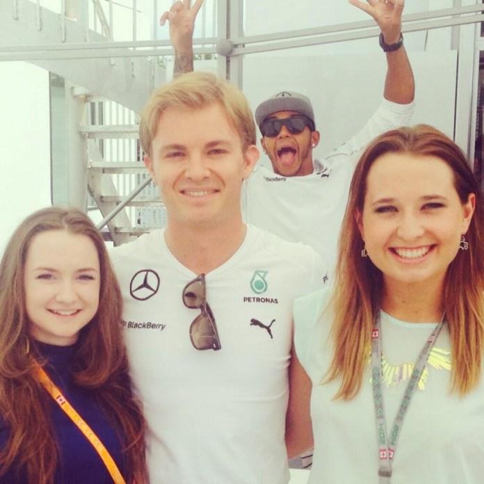 Lewis Hamilton Rosberg