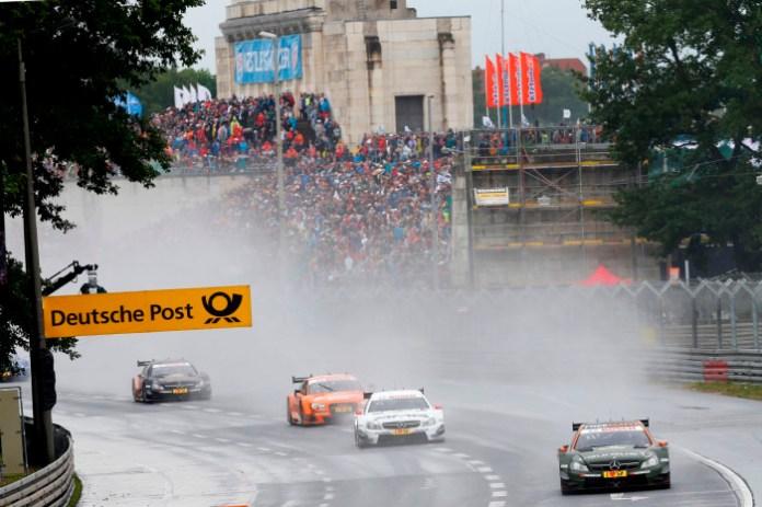 Motorsports / DTM 4. race Nuernberg, Norisring