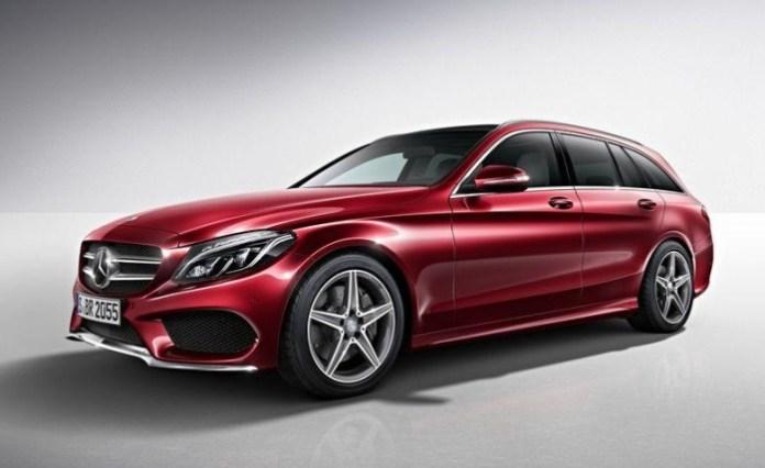 Mercedes-Benz C-Class 2014 AMG Line (1)