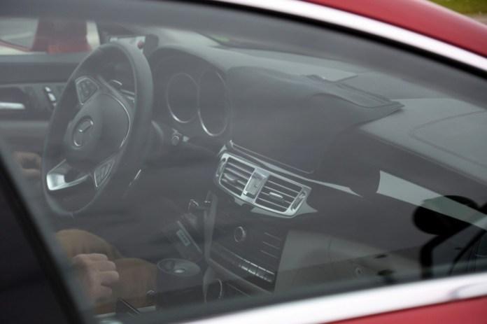 Mercedes CLS 2015 Spy Photos