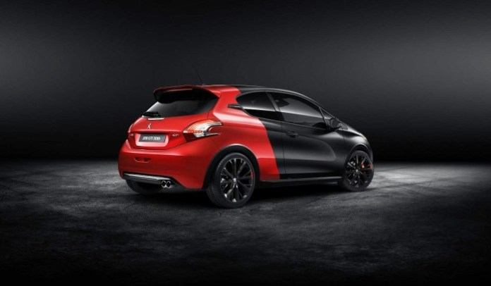Peugeot 208 GTi 30th Anniversary special edition (2)