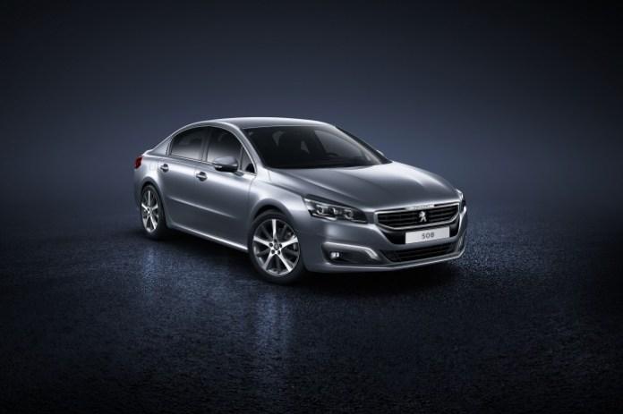 Peugeot 508 facelift 2015 (8)