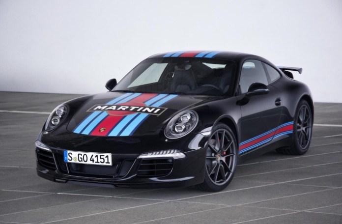 Porsche 911 S Martini Racing Edition (3)