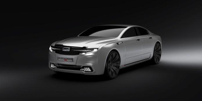 Qoros 9 Sedan Concept (1)