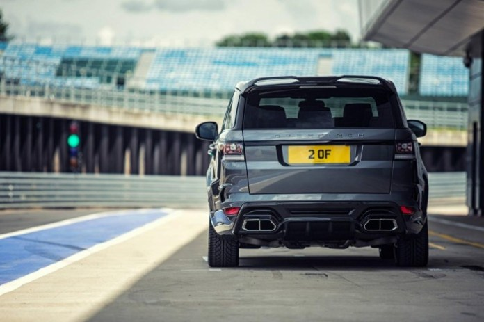 Range Rover Sport by Overfinch 6