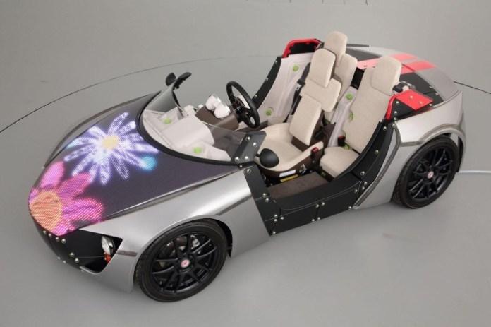 Toyota Camatte Sport LED Concept