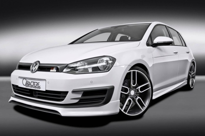 Volkswagen Golf VII GTI GTD by Caractere and jms (1)